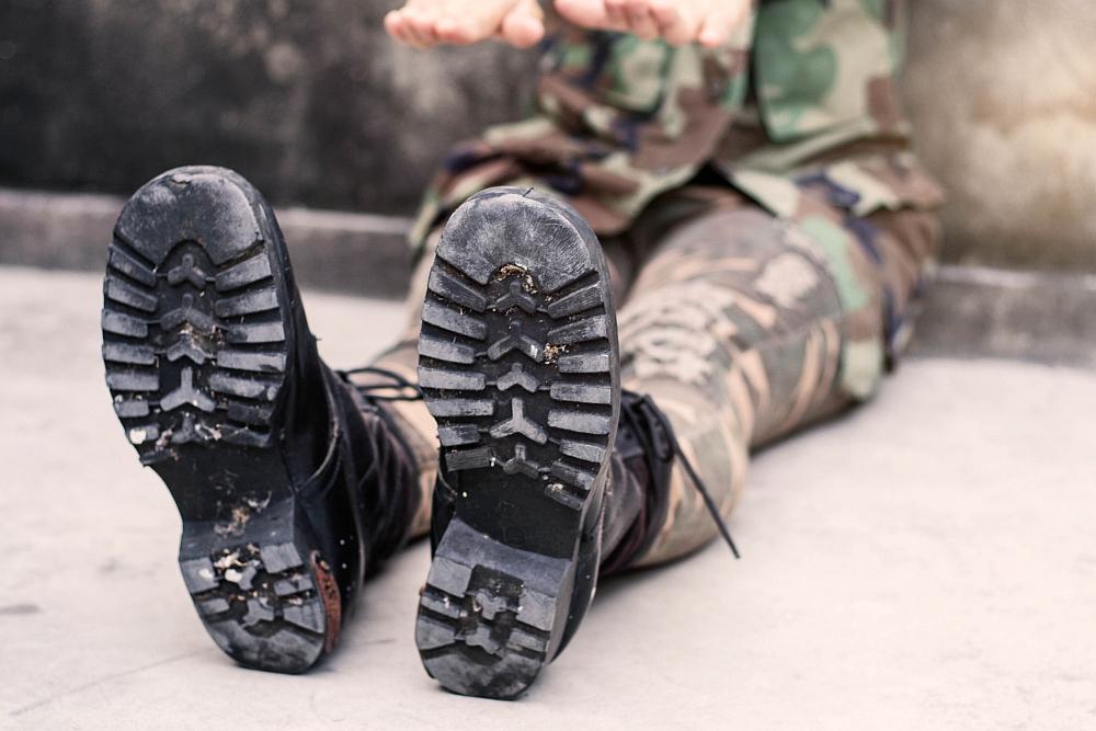 Czym kierować się kupując odzież wojskową?